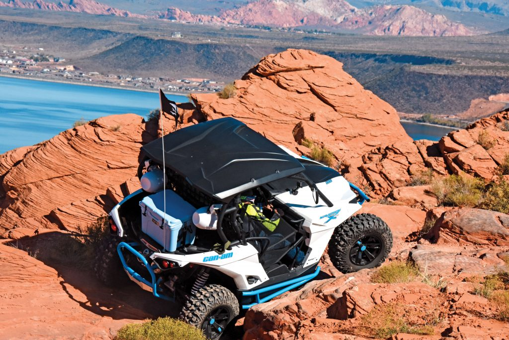 Beautiful scenery is a huge part of the rally, with Sand Hollow Reservoir to the north and Washington Valley to the west. Mix in the thrill of exploration in the rocks and speed in the dunes and desert.