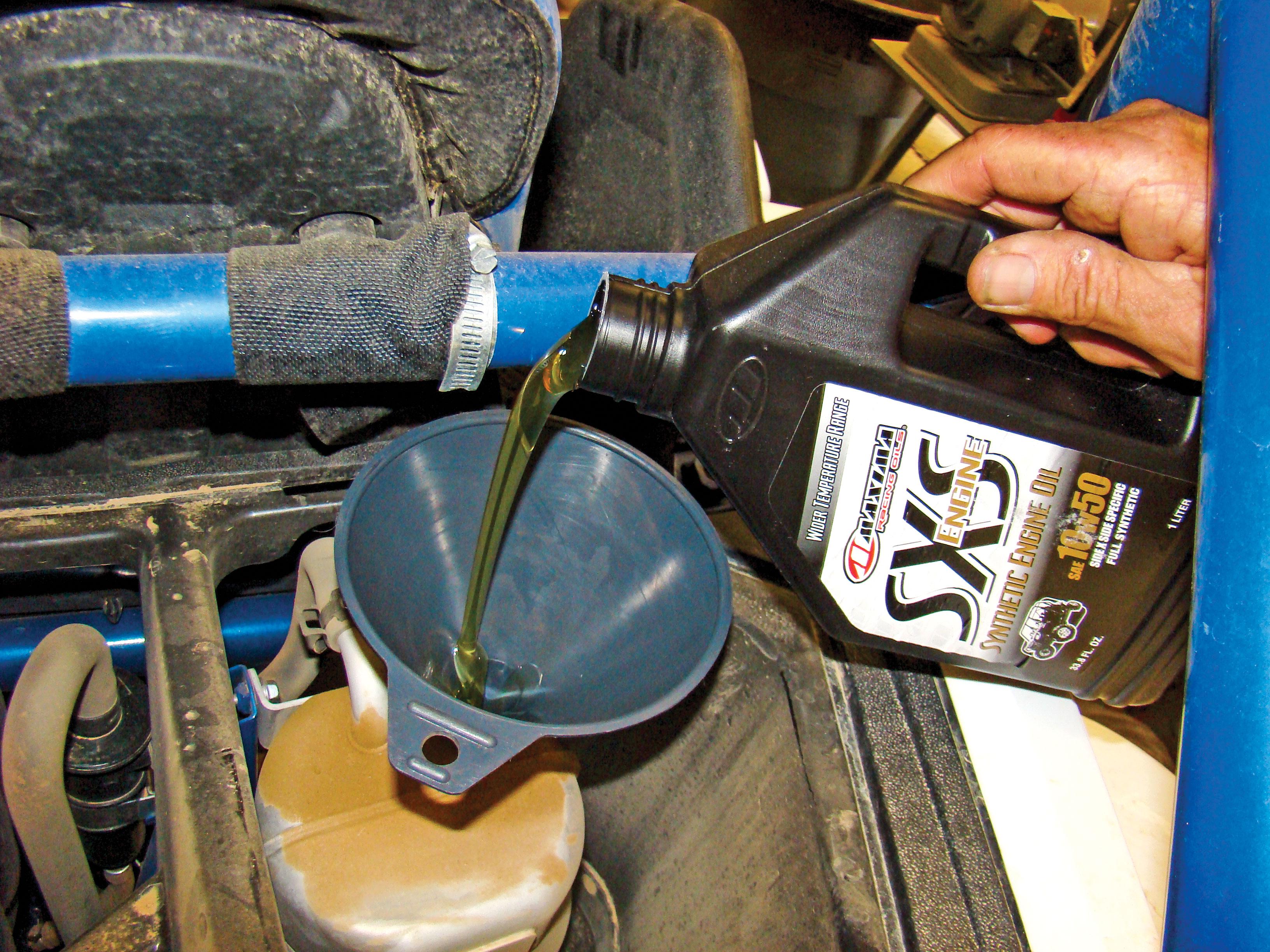 HOW-TO: CHANGE YOUR YXZ1000R'S OIL | UTV Action Magazine