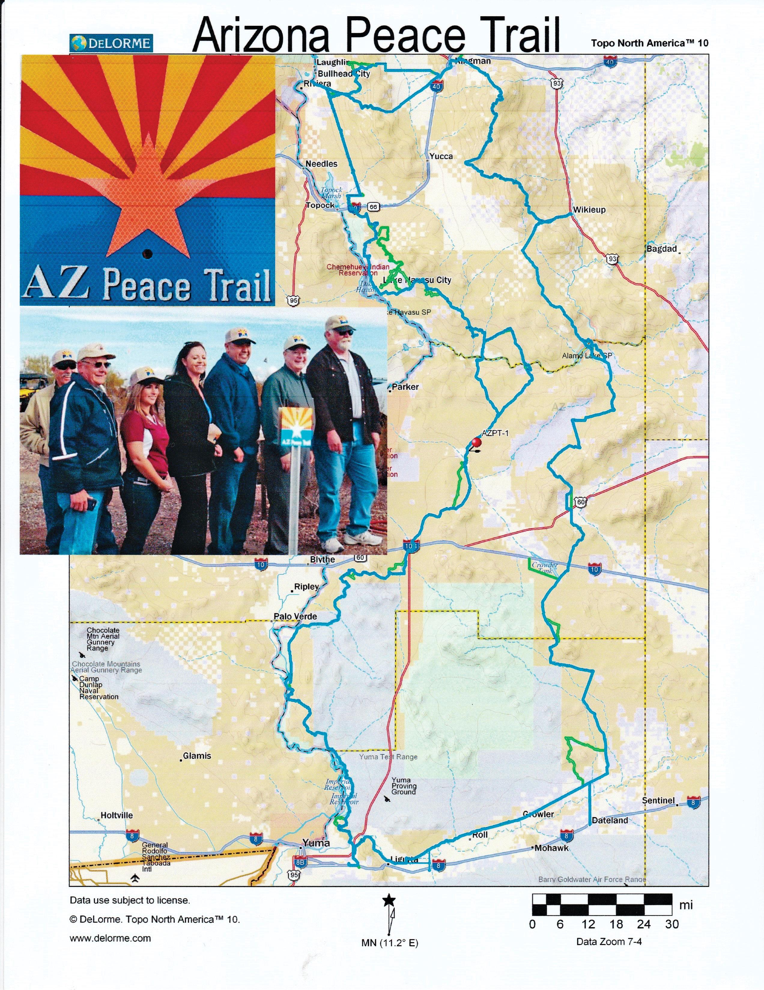 RIDE SPOT: ARIZONA PEACE TRAIL | UTV Action Magazine
