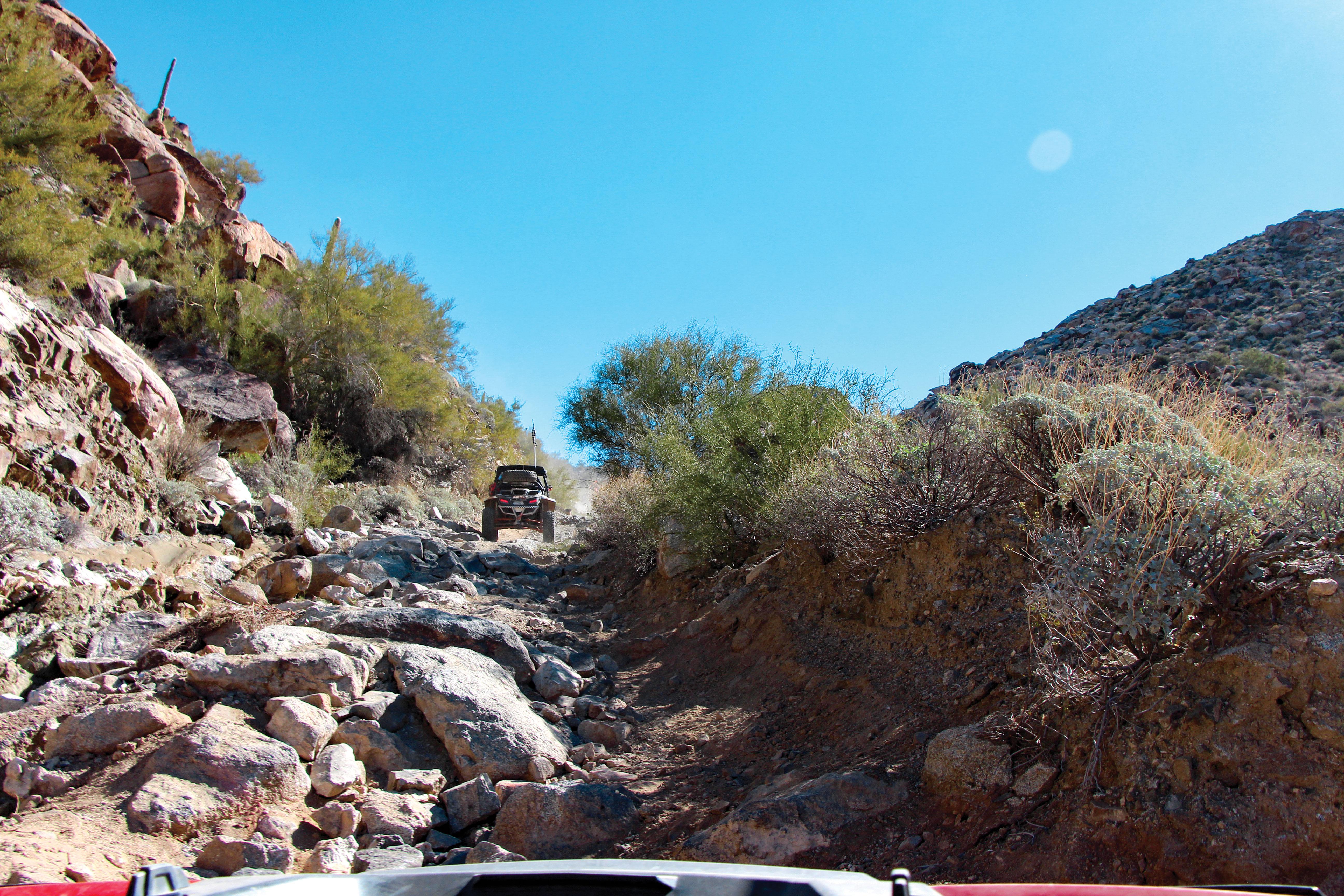 Ride Spot Arizona Peace Trail Utv Action Magazine