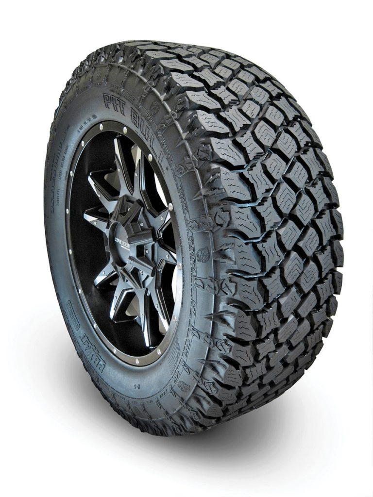 PBX LT radials are 10-ply and aggressively siped for superior traction, and they carry an e-load rating. The tread pattern is similar to the Growler A/T LT/UTV tire.