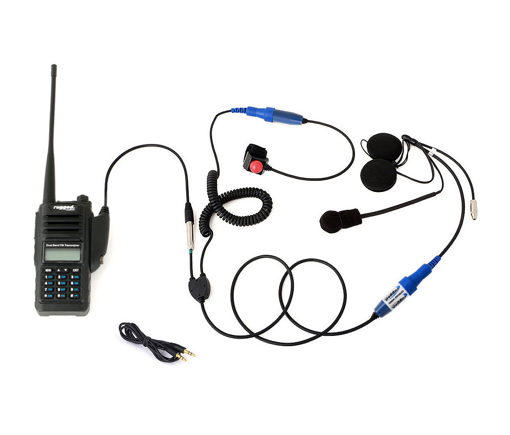 radio communication system for a motorcycle Rugged radios presents the mc-rh5r motorcycle and atv communication system designed with solid components for reliable performance the mc-rh5r delivers clear communications with a 5-watt radio.
