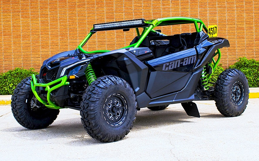 MODIFIED CAN-AM X3s | UTV Action Magazine
