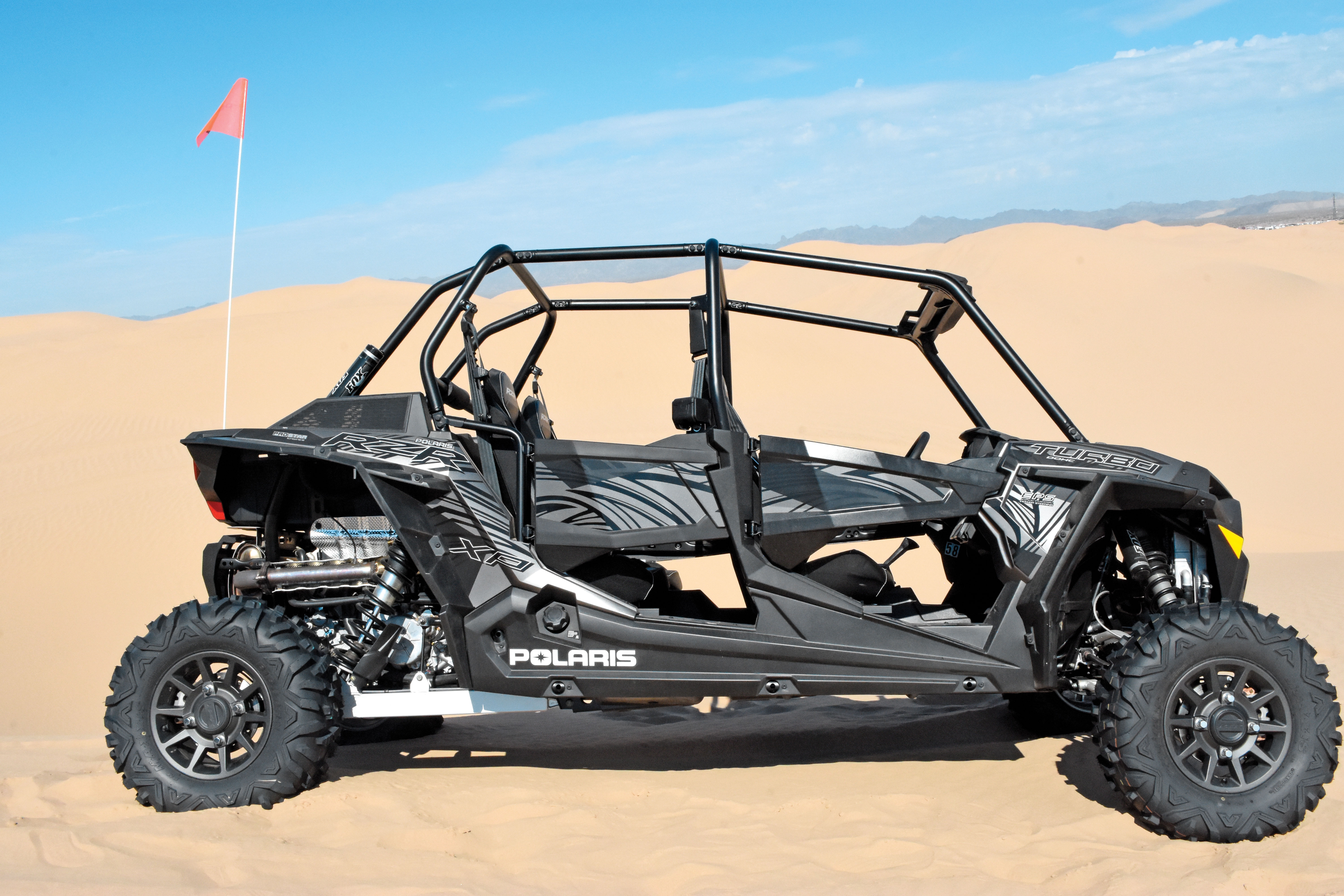 test polaris rzr xp 4 turbo eps utv action magazine. Black Bedroom Furniture Sets. Home Design Ideas