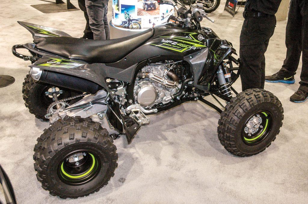 YFZ450R SE ATV.