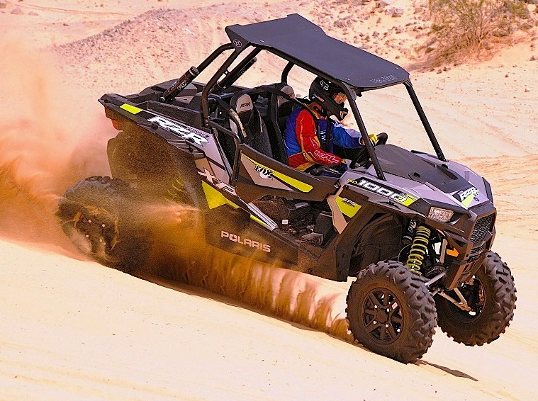 rzr roost