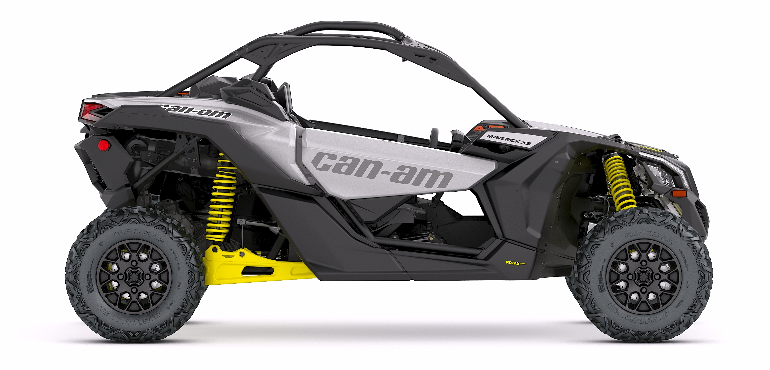 Can Am Mavrick >> 2018 CAN-AM X3 R GETS 172 hp! | UTV Action Magazine