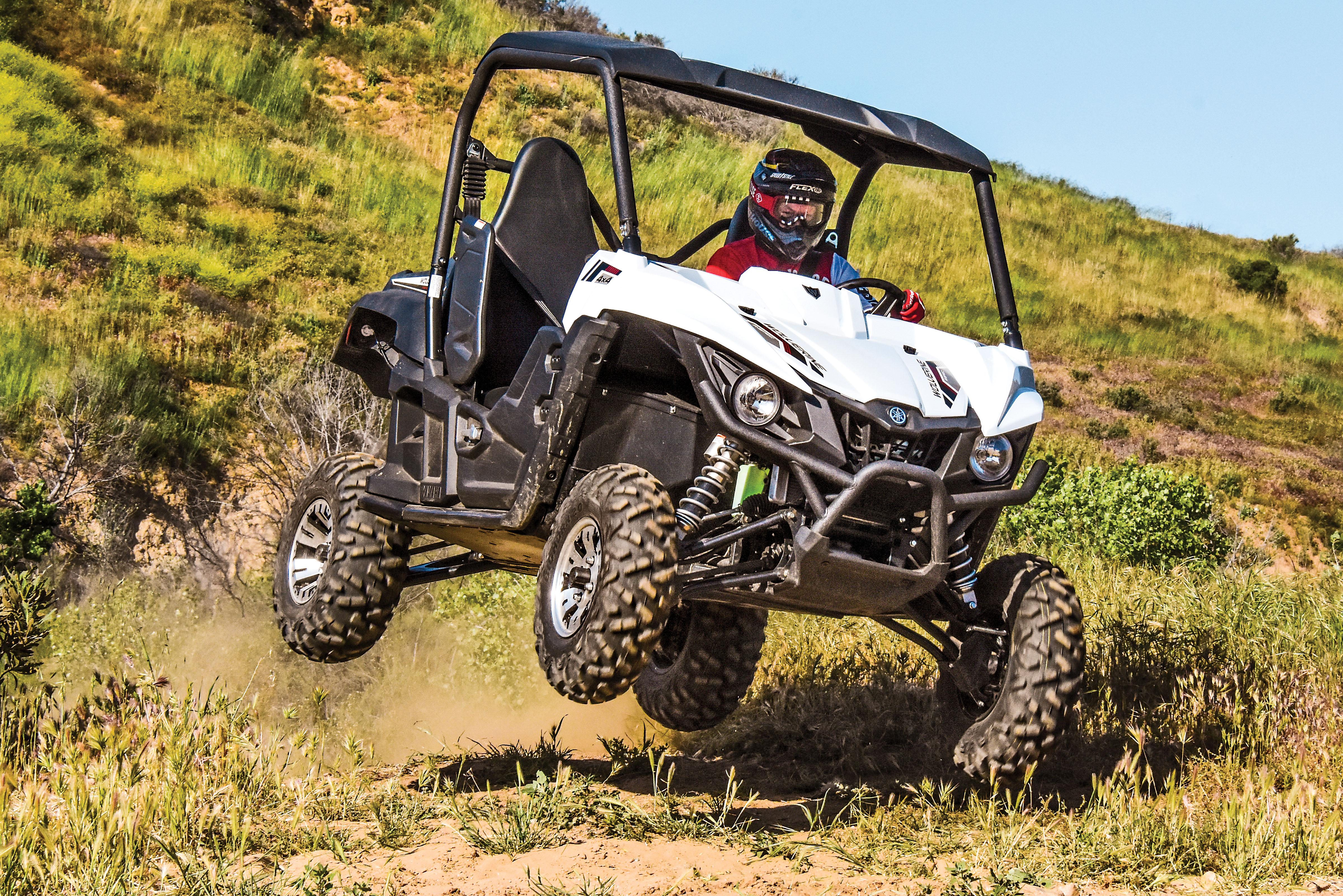 Test Yamaha Wolverine R Spec Eps Utv Action Magazine