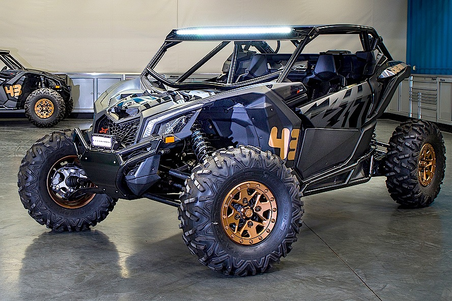 KEN BLOCK'S LATEST CAN-AM X3 BUILD | UTV Action Magazine