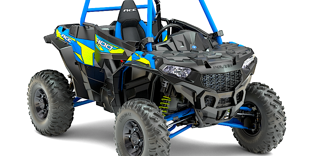 Polaris Side By Side >> NEW 2018 POLARIS ACE LINEUP | UTV Action Magazine