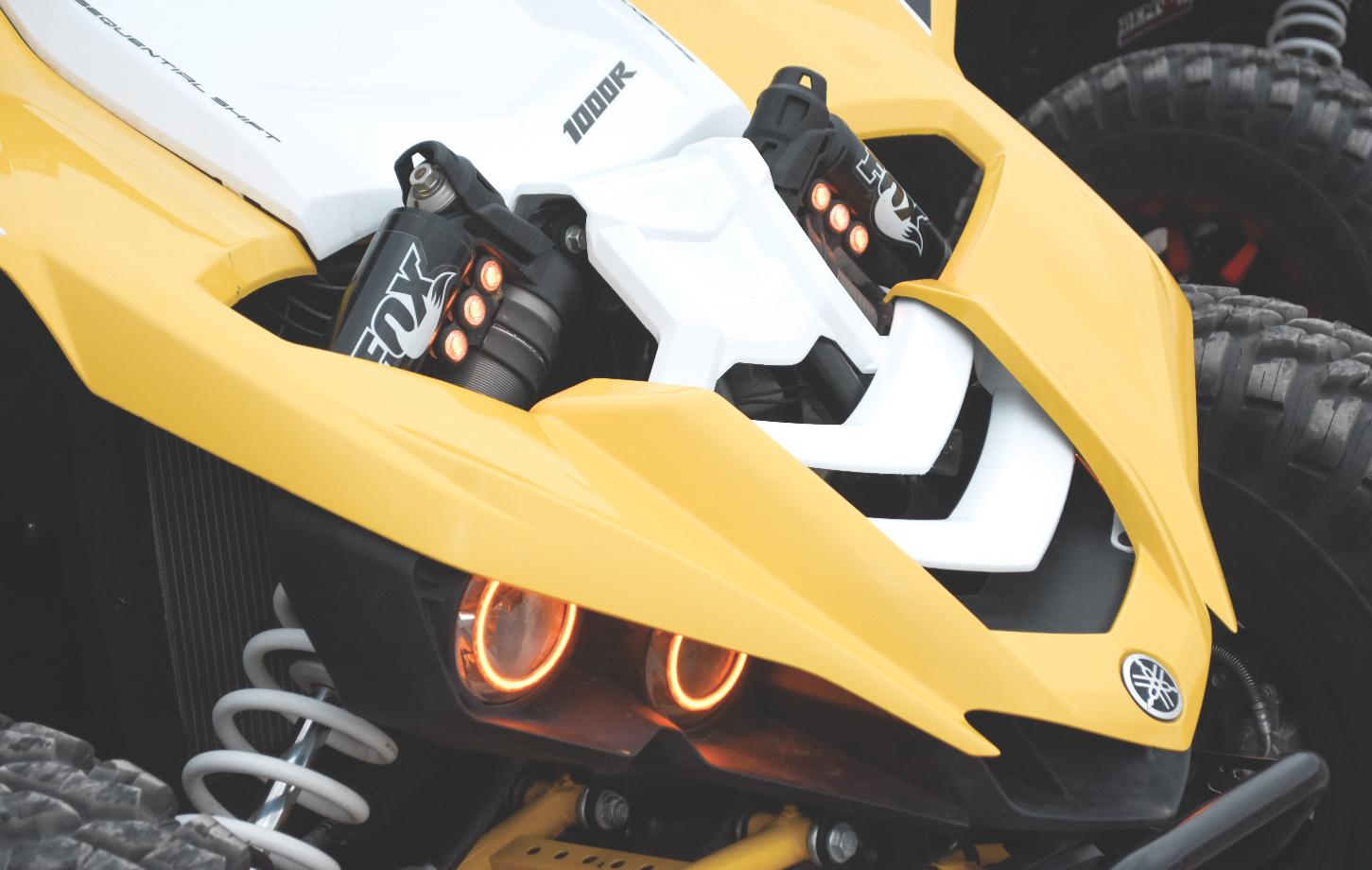 Cool Yxz1000r Turn Signal Kit Utv Action Magazine Signals