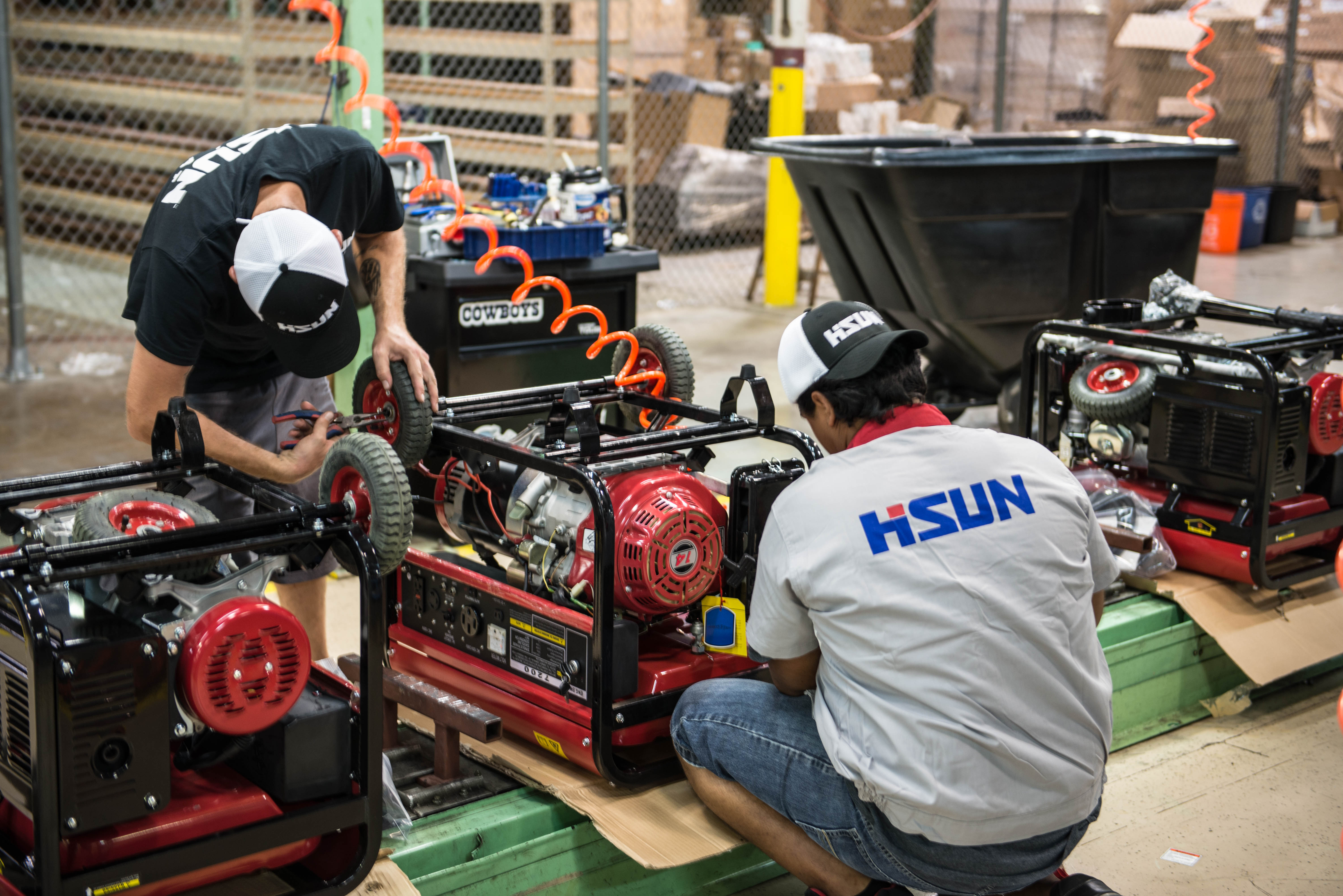 Hisun Motors Donates $225,000 to Hurricane Victims | Dirt Wheels ...