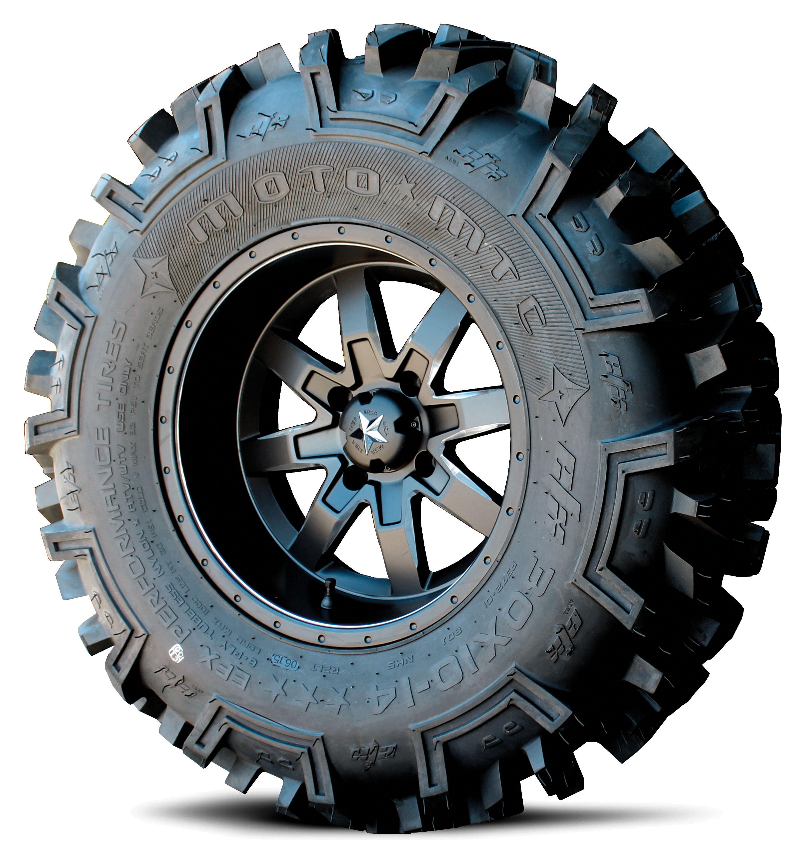 EFX 28-10-14 Moto-MTC MotoMTC Moto MTC ATV//UTV Tire Bighorn Horn Big 28x10-14