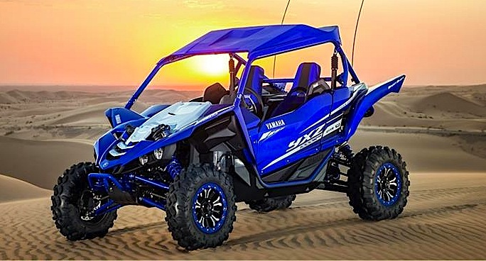 2018 yamaha yxz1000r first report utv action magazine