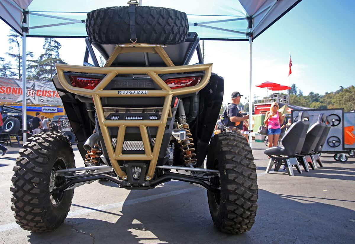 Off Road Expo 2018 Pro Armor Builds Utv Action Magazine