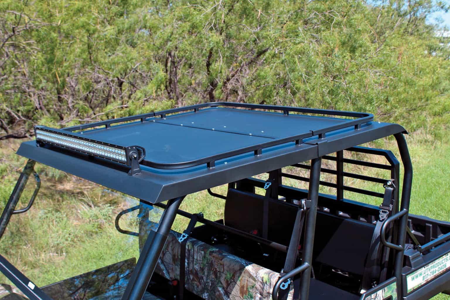 Buyer S Guide Utv Hard Roofs Utv Action Magazine