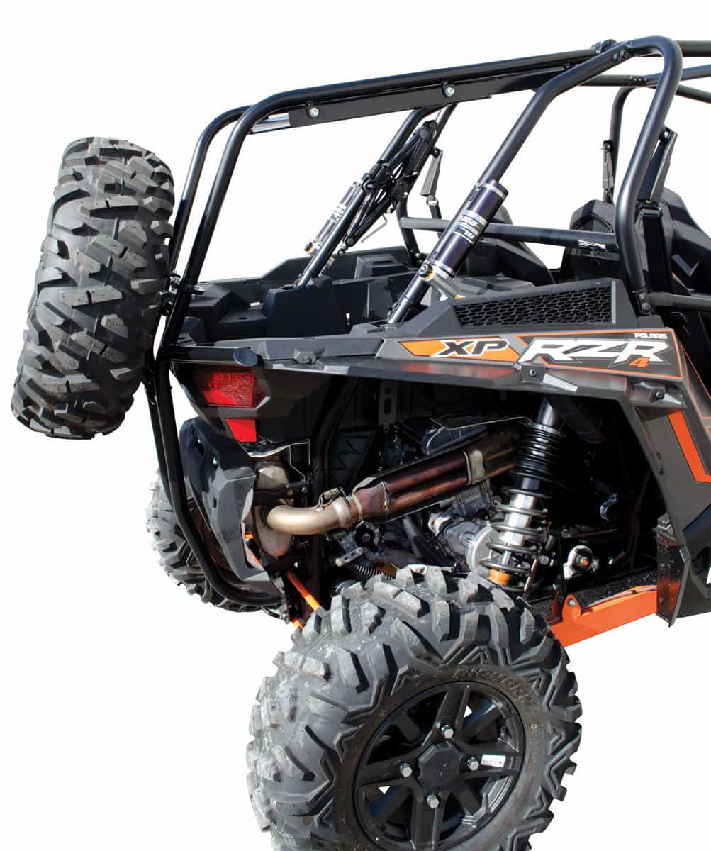 Utv Spare Tire Mounts Utv Action Magazine