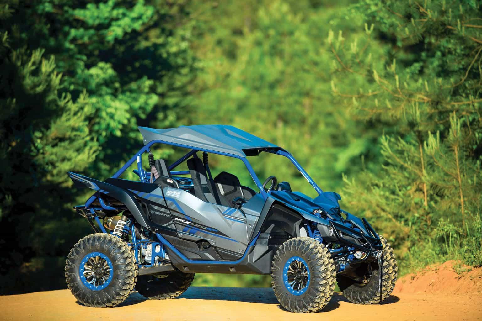 Test yamaha gytr yxz1000r ss se 2 utv action magazine for 2017 yamaha yxz1000r ss horsepower