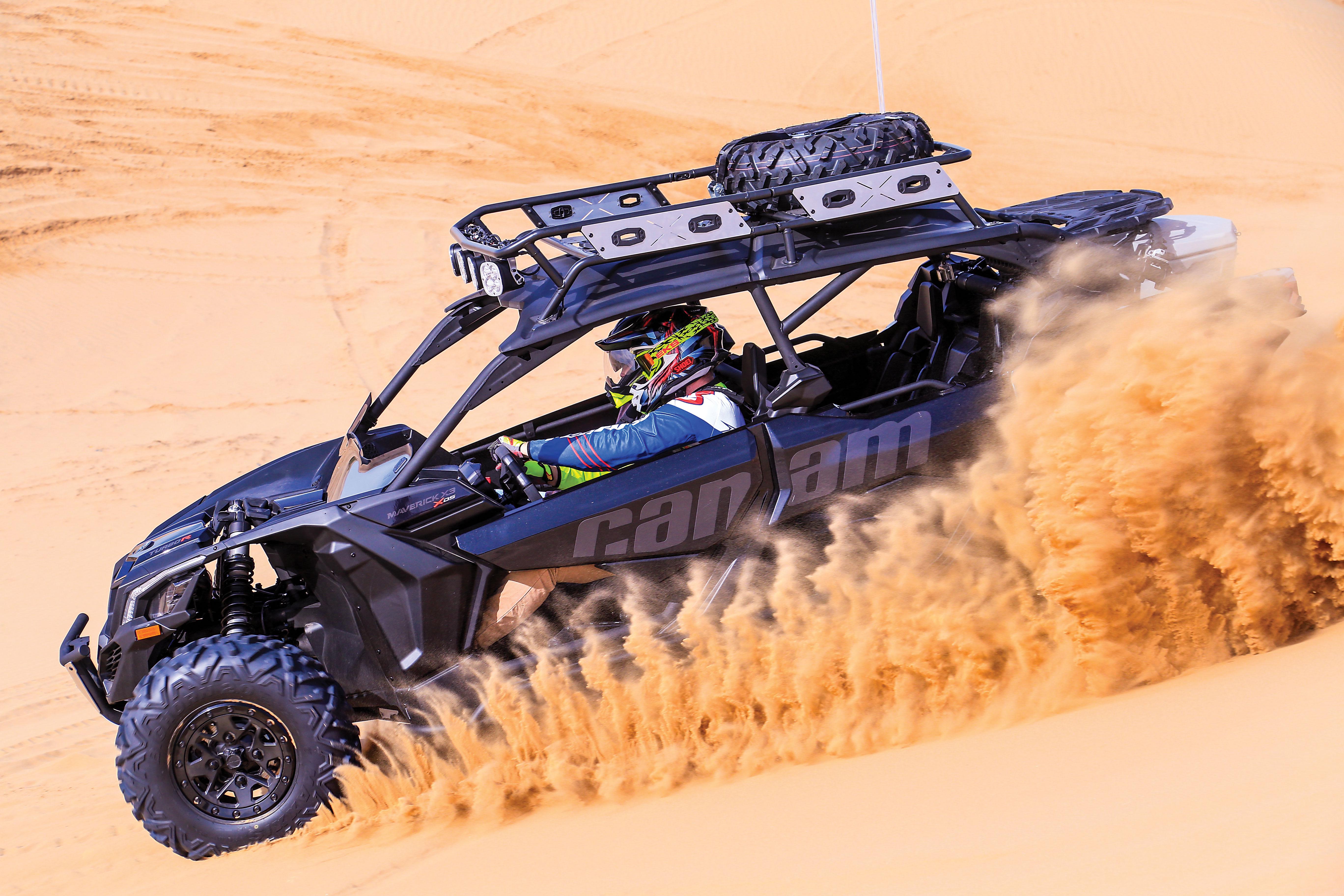Test Can Am Maverick X3 Max X Ds Utv Action Magazine