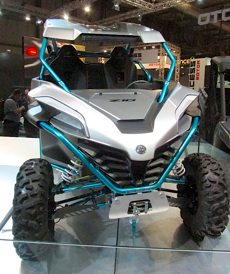 NEW Z10 FIRST LOOK | UTV Action Magazine