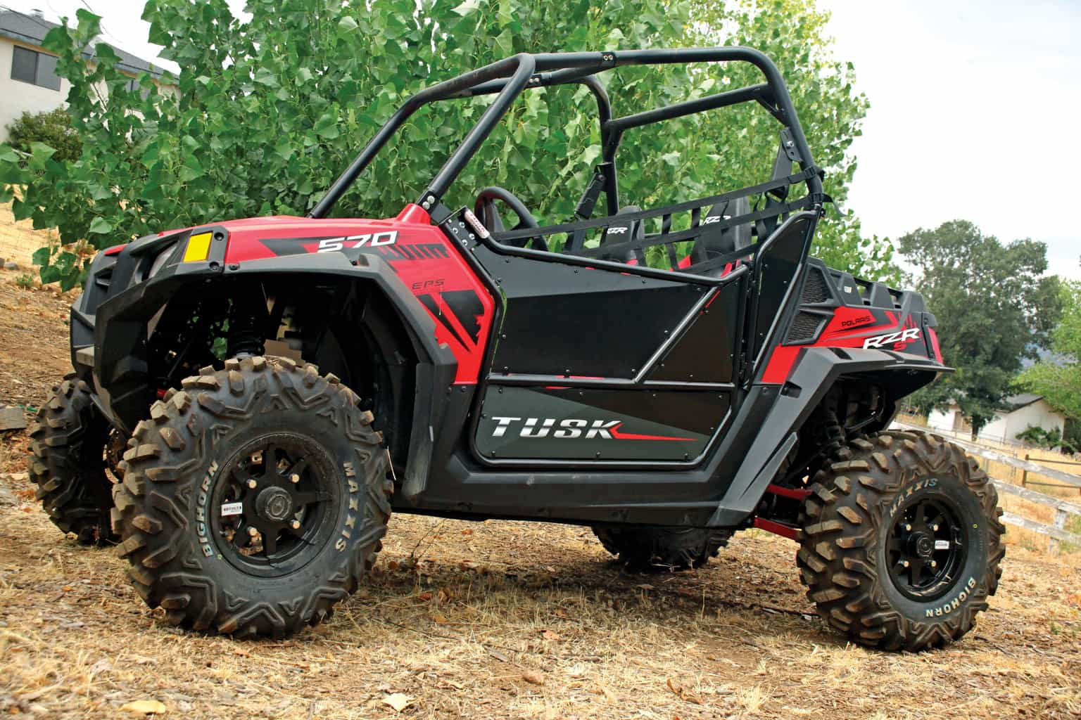 TUSK ALUMINUM SUICIDE DOORS WITH NETS & TUSK ALUMINUM SUICIDE DOORS WITH NETS | UTV Action Magazine