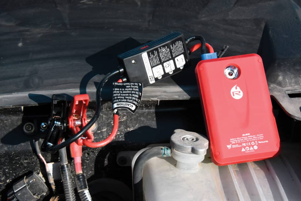 Schumacher Electric Red Fuel Sl65 Jump‑starter Utv
