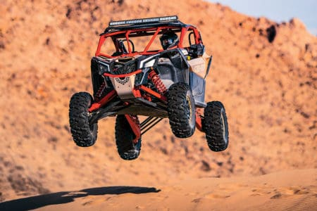 TEST: CAN-AM MAVERICK X3 X rs TURBO R | UTV Action Magazine