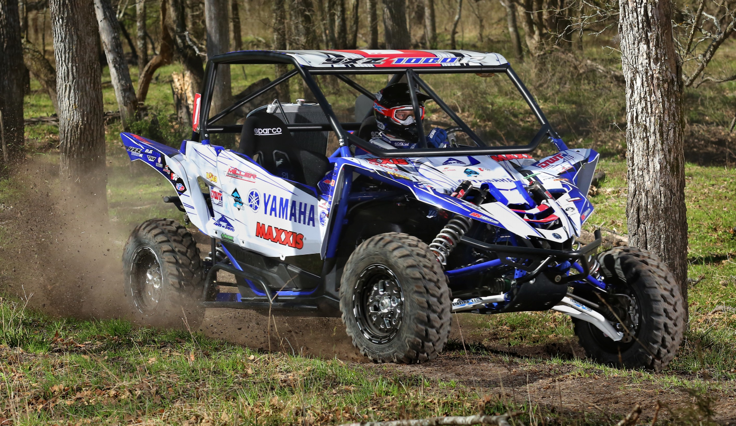 Yamaha 39 s 2018 racing team utv action magazine for Yamaha racing team
