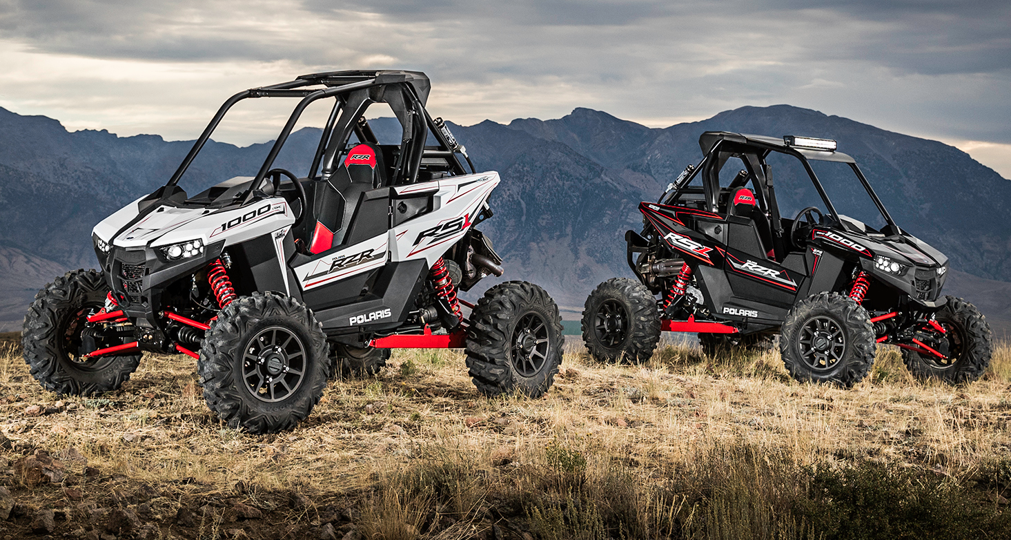 First Race Win For New Polaris Rs1 Utv Action Magazine