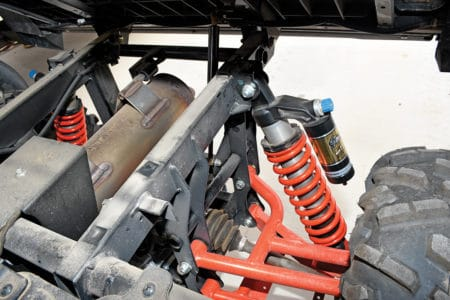 SHOCK THERAPY TERYX RIDE IMPROVEMENT SYSTEM | UTV Action Magazine