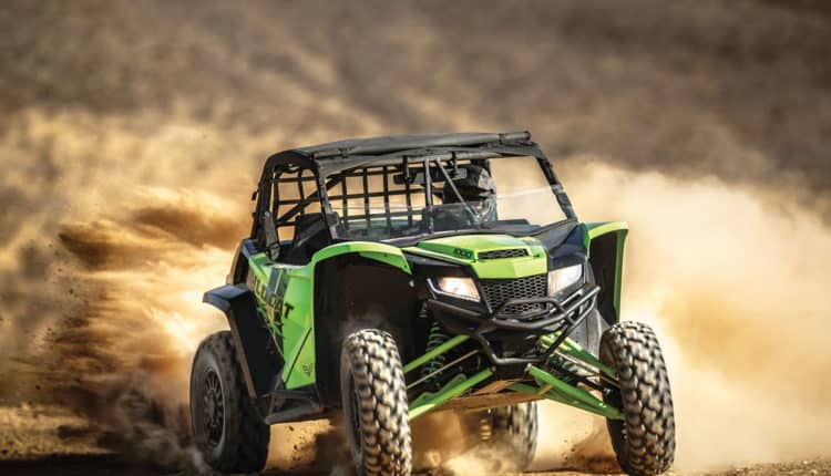 Wildcat Xx The Two Seater Whoop Eater Utv Action Magazine
