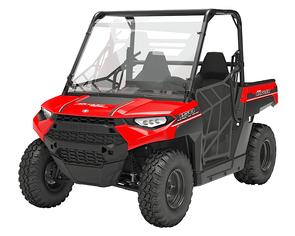 ALL-NEW POLARIS RANGER 150 | UTV Action Magazine