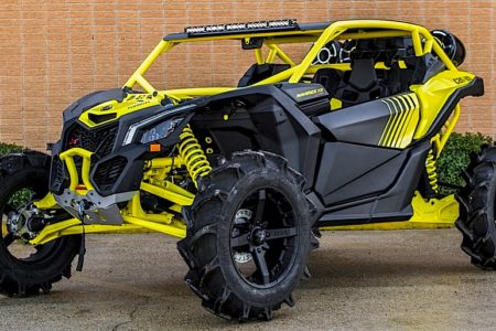 CAN-AM X3 GETS A S3 MAKE OVER   UTV Action Magazine