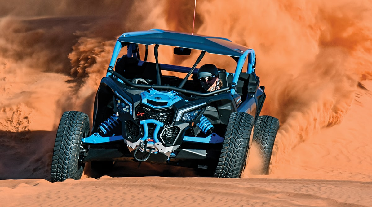 Can Am Maverick X3 X Rc Turbo R Utv Action Magazine