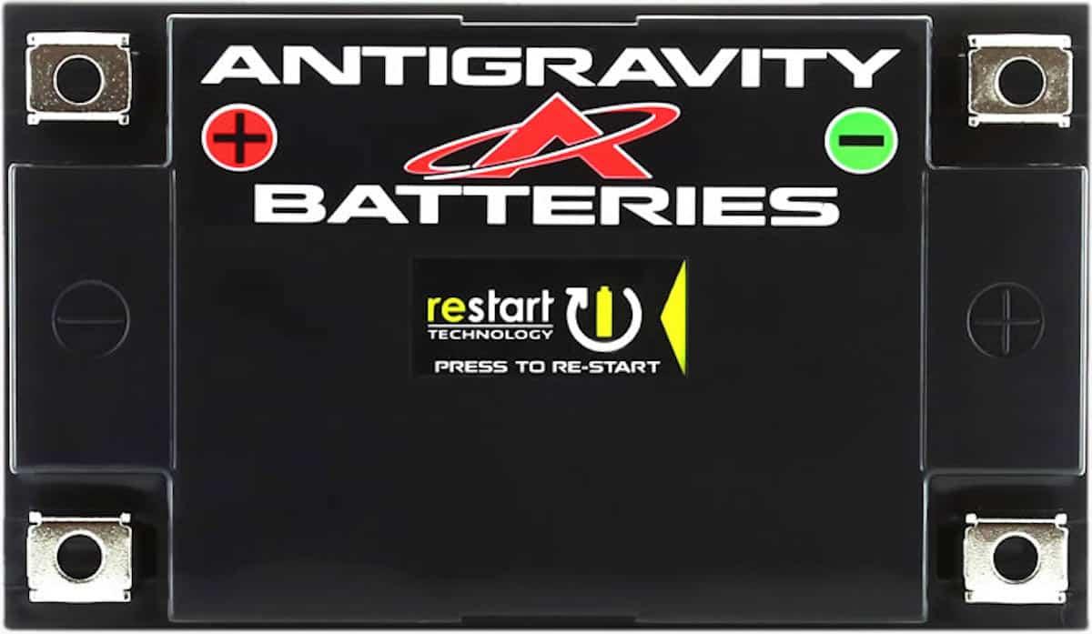 ANTIGRAVITY RE-START UTV BATTERY | UTV Action Magazine