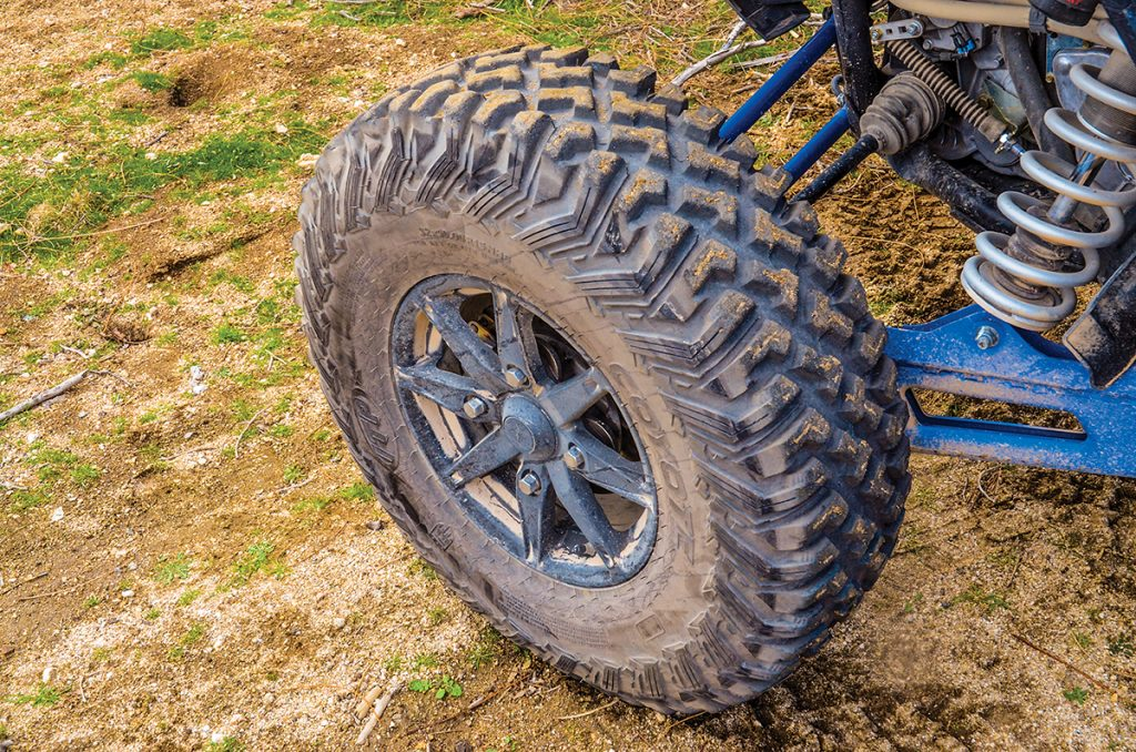 15 Inch Tires >> 10 RZR XP TURBO S FAST FACTS | UTV Action Magazine