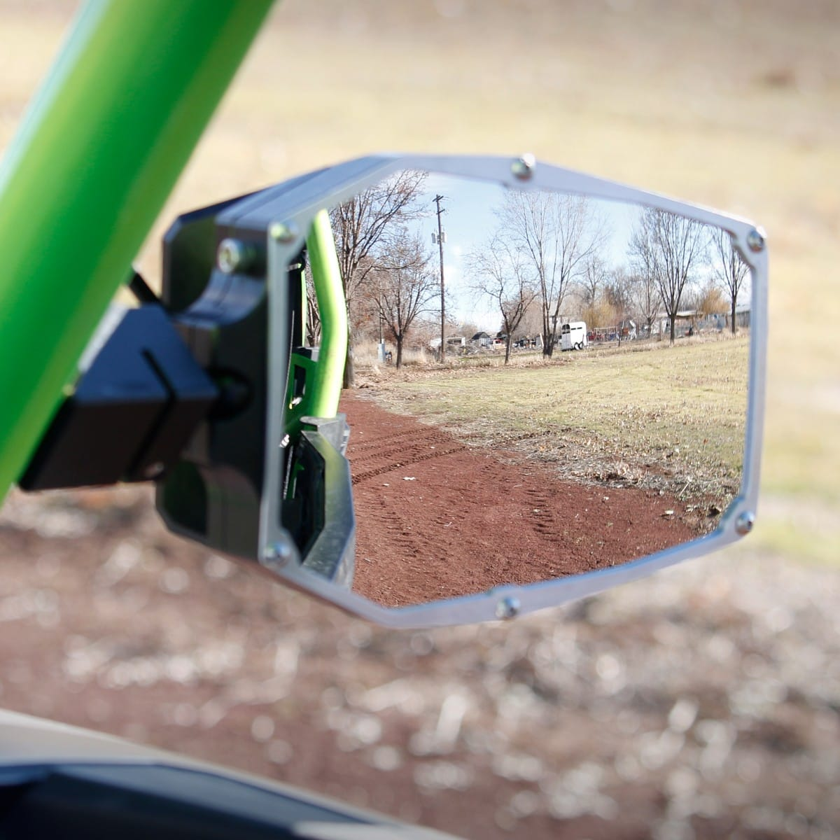 Spectrum Mirror Lights By Sector Seven Utv Action Magazine