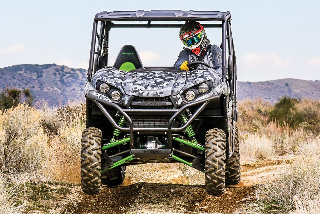 kawasaki teryx le test utv action magazine 2010 kawasaki teryx new for 2018, the kawasaki teryx le (and teryx4 le) is available in matrix camo gray the teryx is a great exploration and adventure utv that does almost