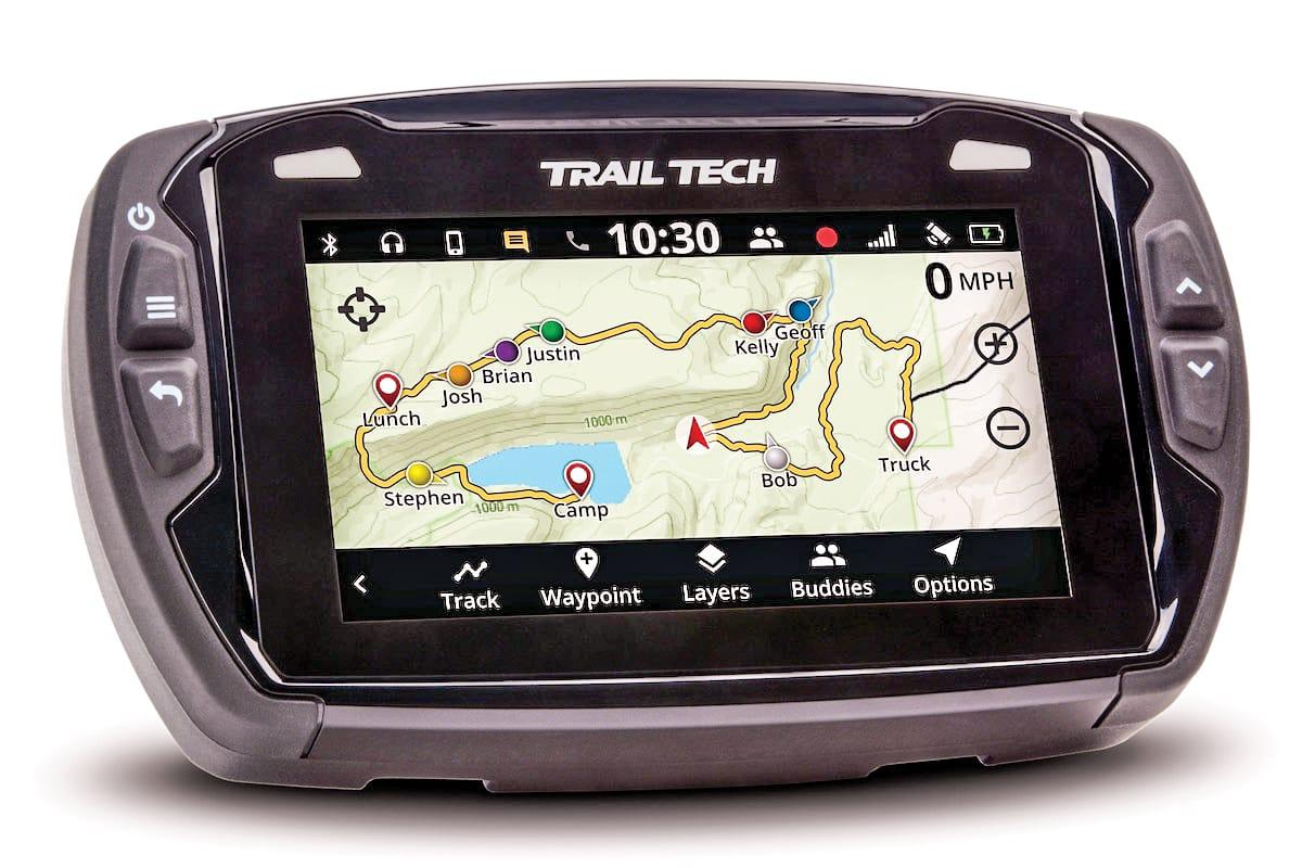 Trail Tech Voyager Pro Gps Unit Utv Action Magazine