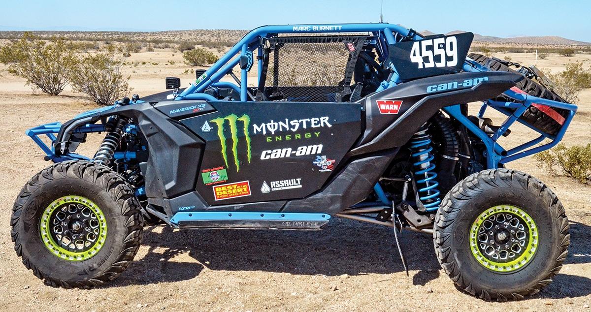 LONESTAR RACING MAVERICK X3 X RC | UTV Action Magazine