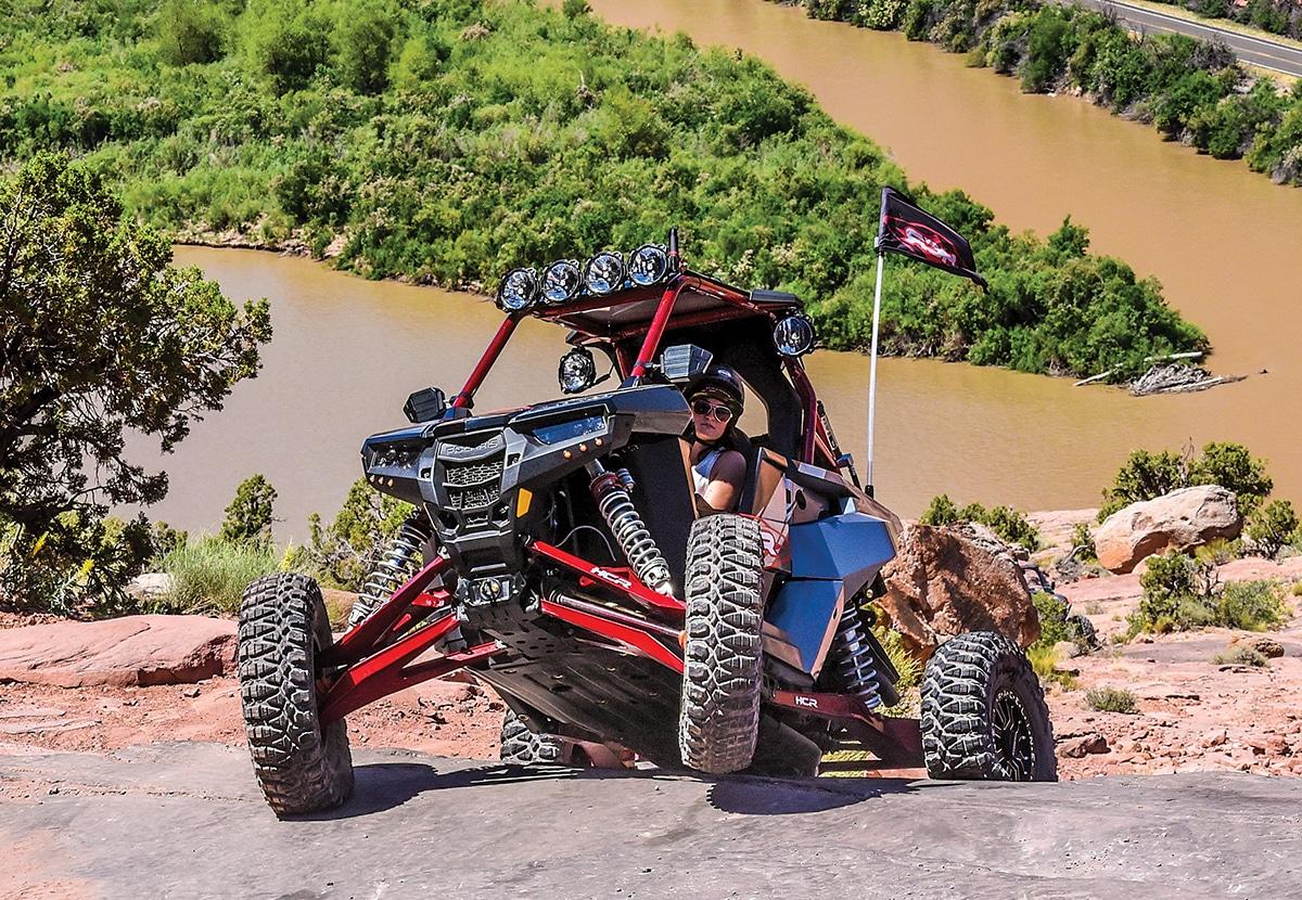 POLARIS RZR RS1 - MAKING IT FASTER | UTV Action Magazine