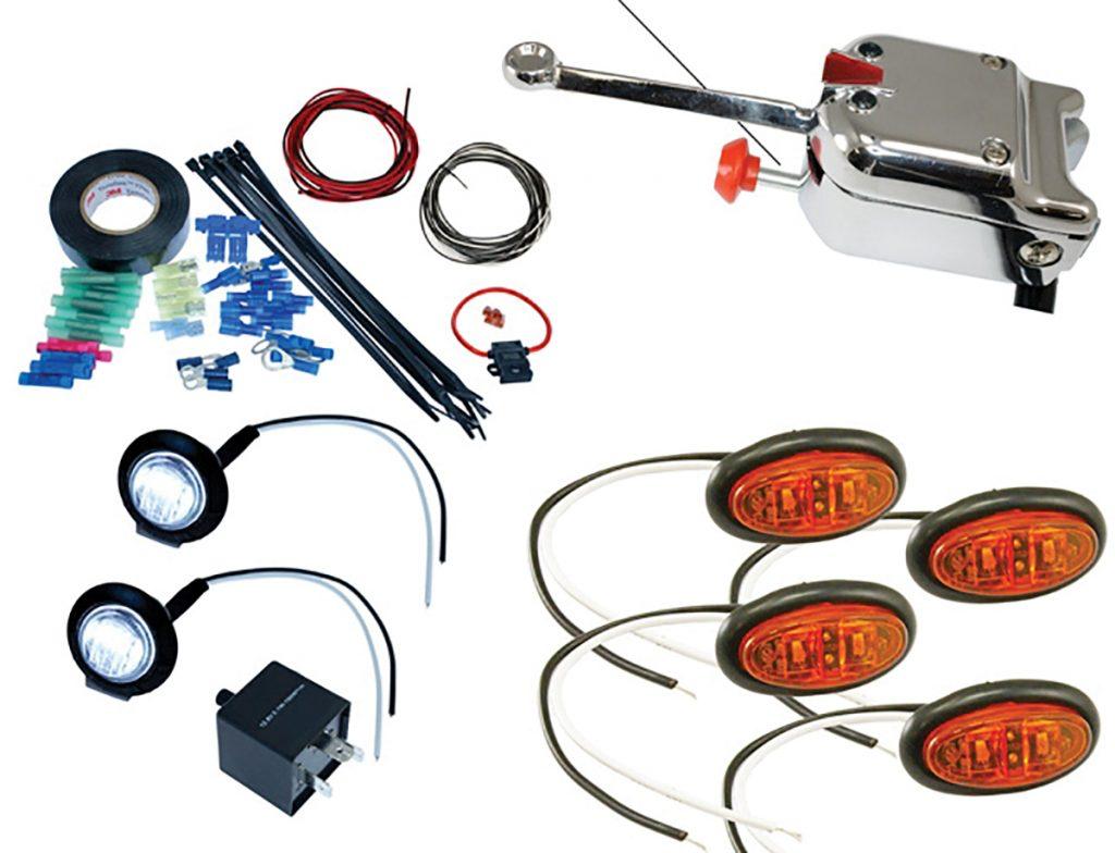 Street Legal Kit Buyers Guide Utv Action Magazine Turnsignal Systems Advance Mcs Electronics Turn Signal