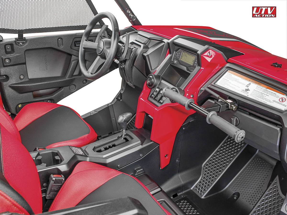 2019 Honda Talon 1000r Amp Talon 1000x Utv Action Magazine