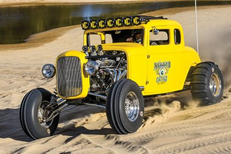 RZR XP TURBO '32 COUPE | UTV Action Magazine