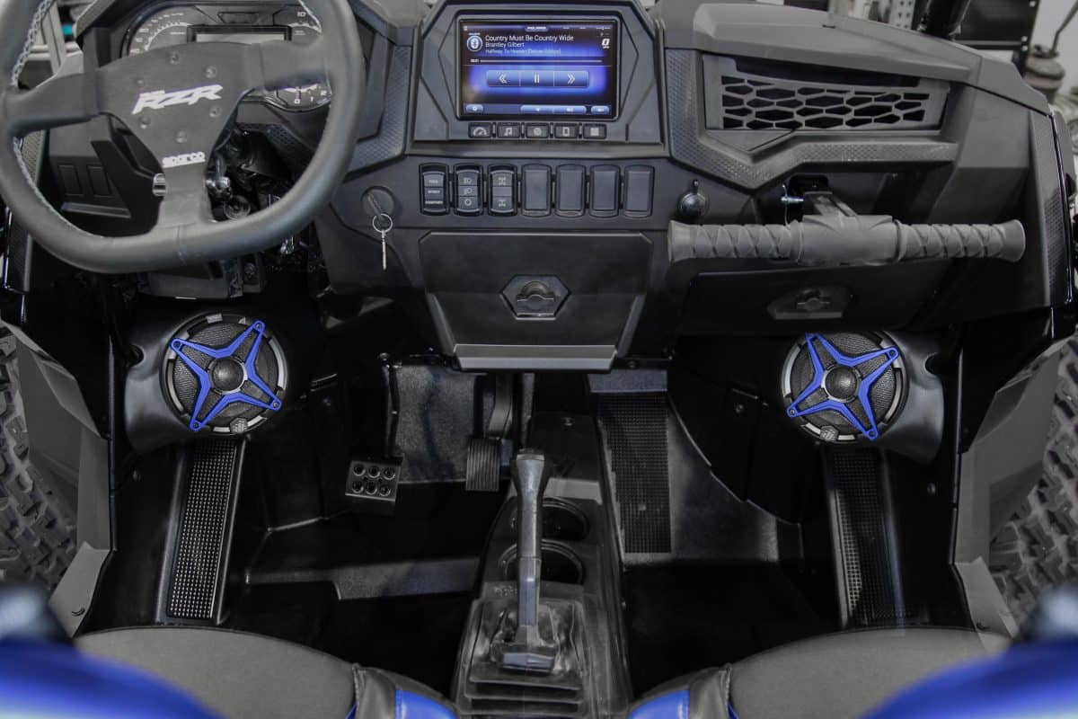 SSV PLUG & PLAY RIDE COMMAND AUDIO SYSTEM | UTV Action Magazine