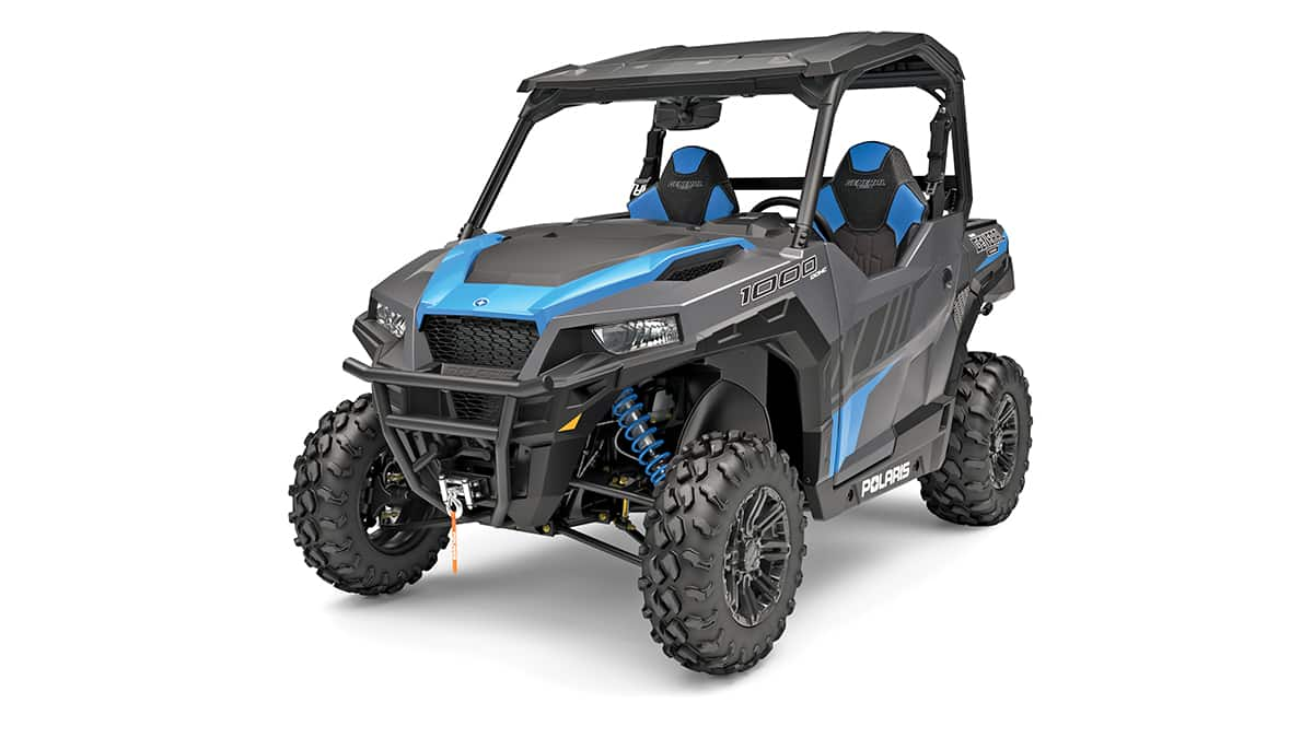 2019 Polaris General 1000 Deluxe Amp Premium Utv Action Magazine