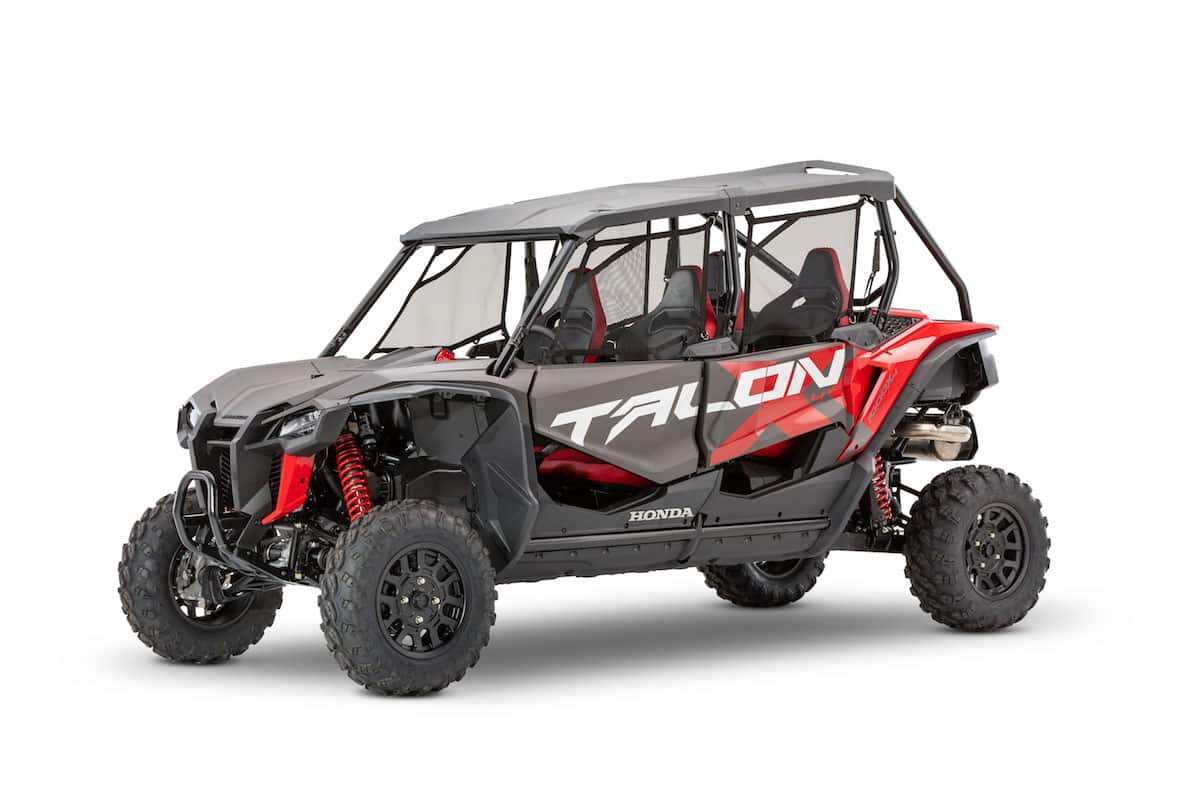 HONDA'S 2020 TALON 4-SEAT & TURBO OPTIONS | UTV Action Magazine