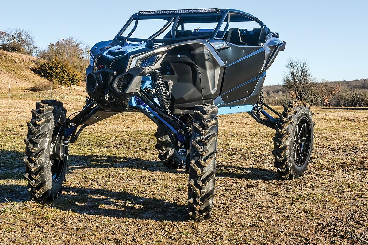Can Am X3 Turbo Mud Mauler Utv Action Magazine