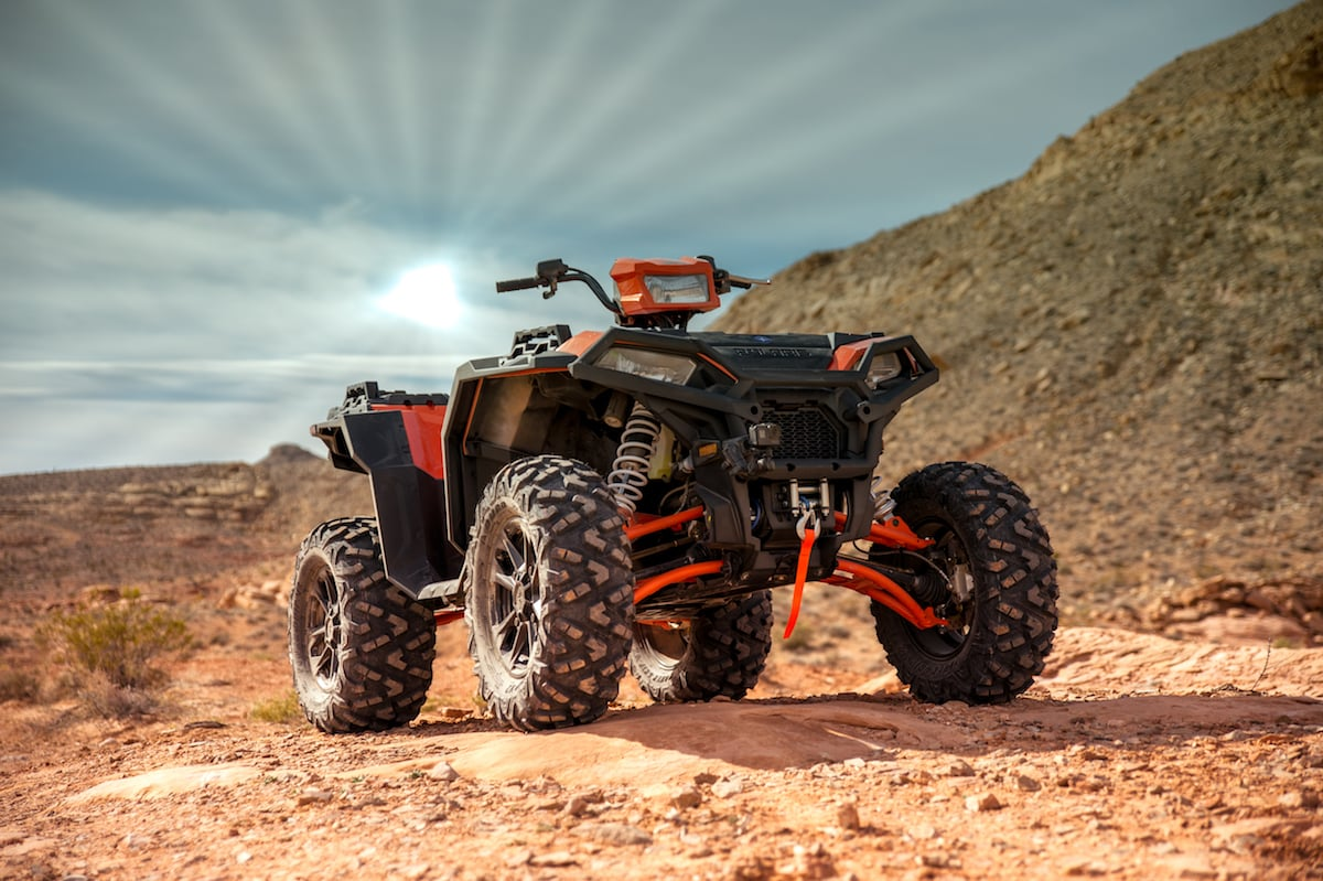 2020 polaris sportsman 1000