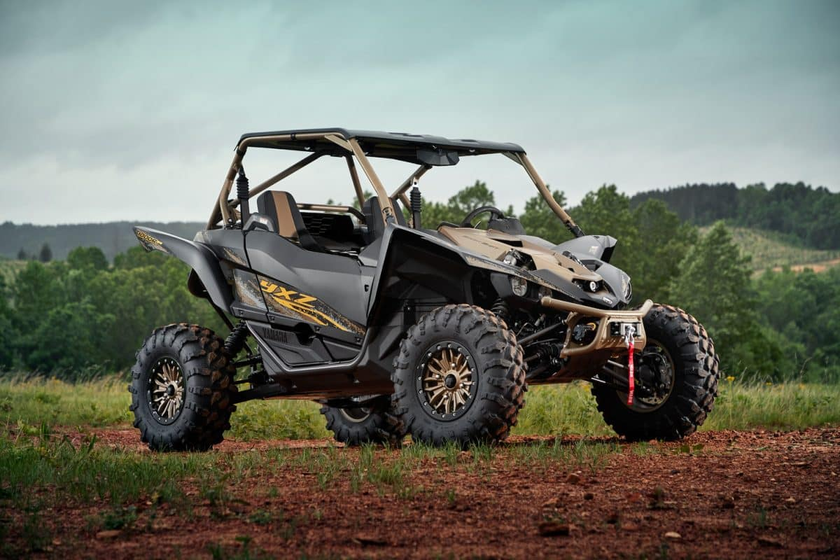 2020 Yamaha All New Xt R Edition Vehicles Utv Action